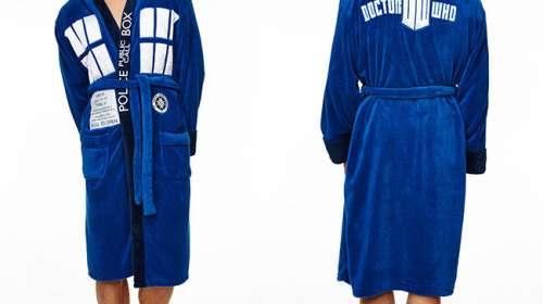 Albornoz polar Doctor Who. Tardis