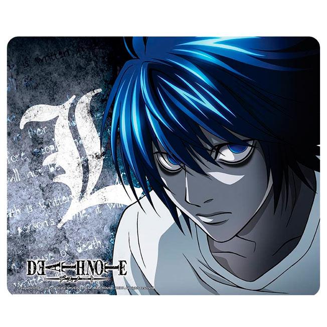 Alfombrilla ordenador Death Note