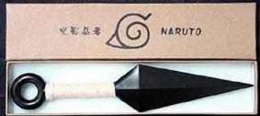 Arma Kunai Naruto