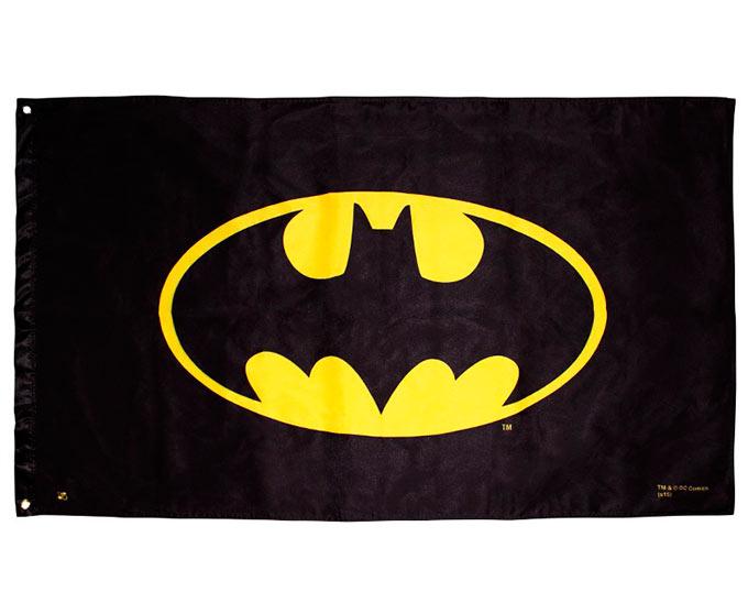 Bandera Batman. Dc Comics. 70 x 120 cm