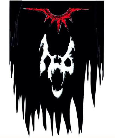 Bandera Orcos de Mordor. El Señor de los Anillos 100x140cm
