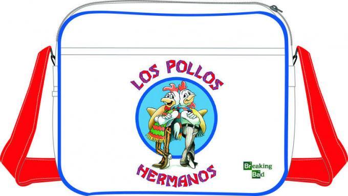 Bandolera Los Pollos Hermanos. Breaking Bad