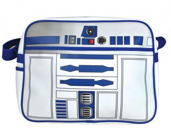 Bandolera R2-D2. Star Wars 40x30x12 cm