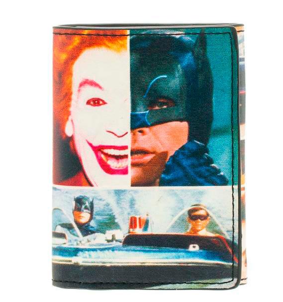 Billetera Batman. Classic Movie. DC Comics