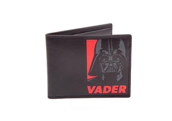 Billetera Darth Vader. Star Wars