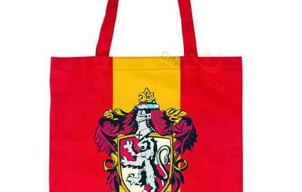 Bolsa Casa Gryffindor. Harry Potter 38 x 34 x 10 cm