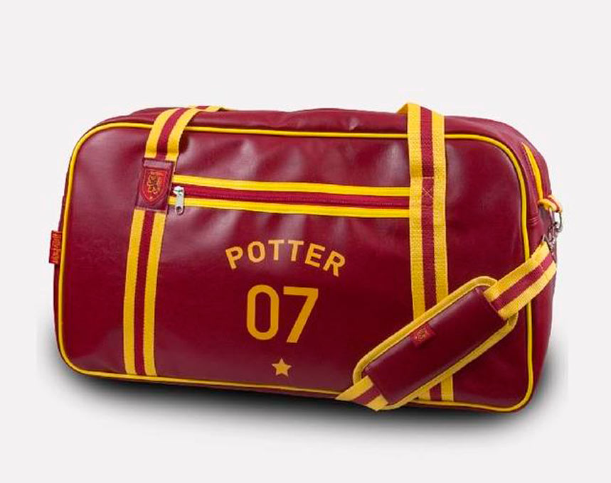 Bolsa de deporte Harry Potter. Quidditch 28 cm