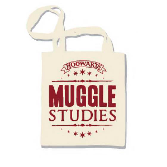 Bolsa de tela Harry Potter