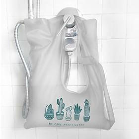 Bolsa para ahorrar agua en la ducha