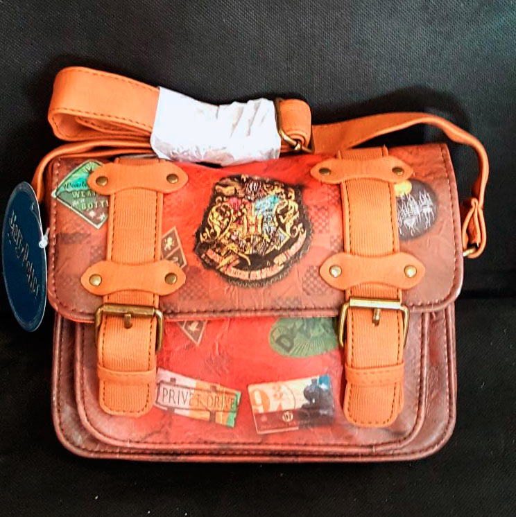 Bolso cartera Harry Potter