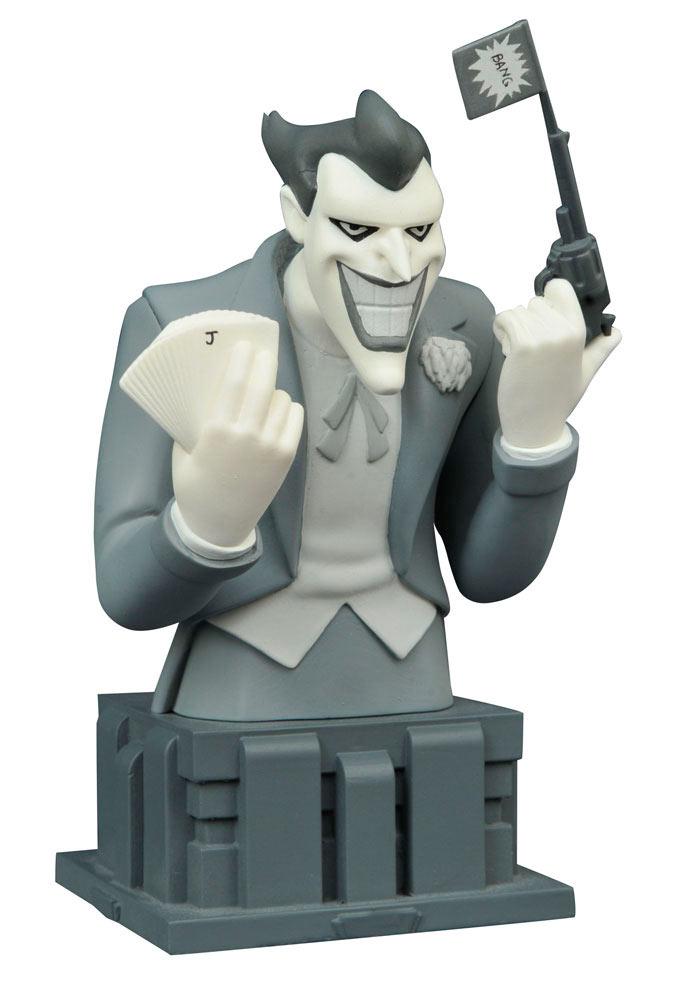 Busto Almost Got 'Im The Joker 15 cm. Batman: la serie animada. Edición exclusiva SDCC 2016. Diamond Select