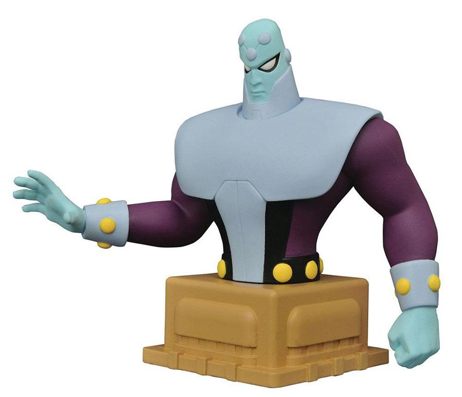 Busto Brainiac 15 cm. Superman: la serie animada. Diamond Select