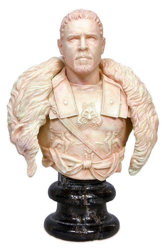 Busto General Maximus Decimus Meridius 20 cm. Gladiator. Escala 1:4. BIG Chief Studios
