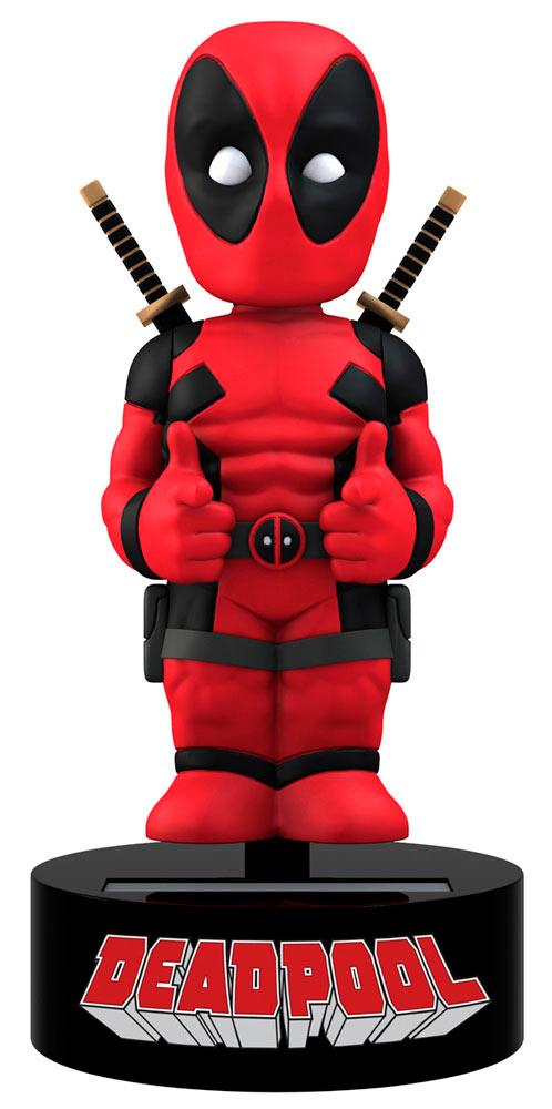 Cabezón Deadpool 15 cm. Línea Body Knocker. Marvel Cómics. NECA