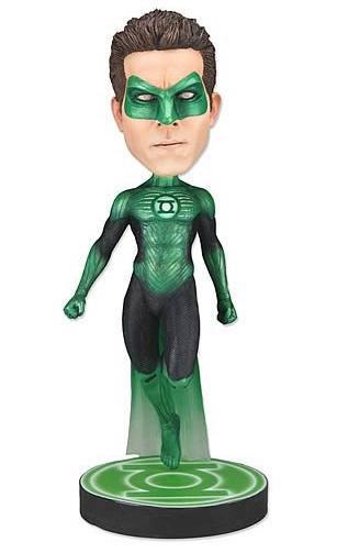 Cabezón Linterna Verde. Hal Jordan