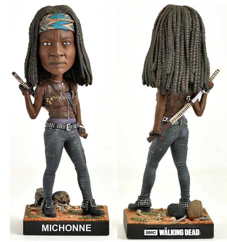 Cabezón Michonne