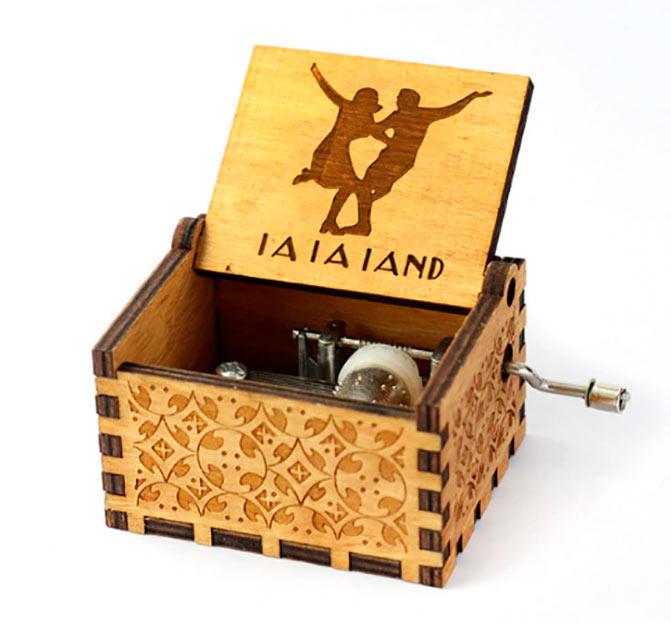 Caja de música La