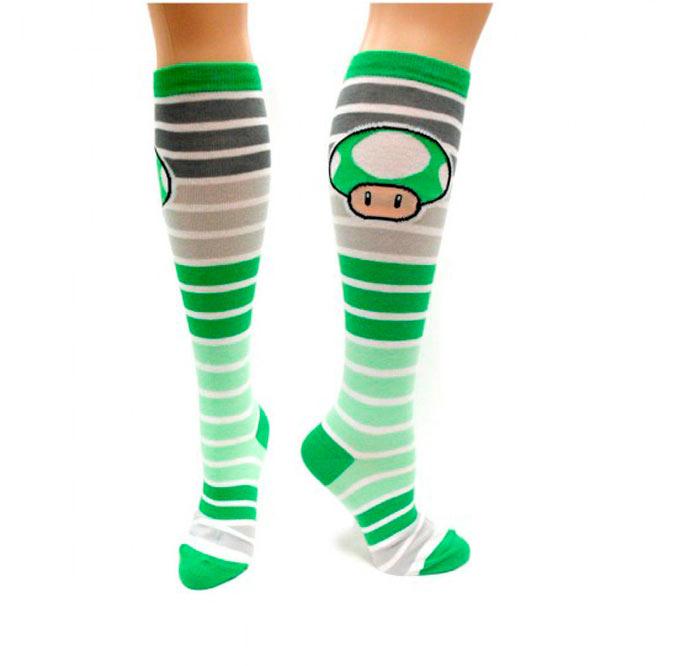Calcetines Mario Bros. Seta