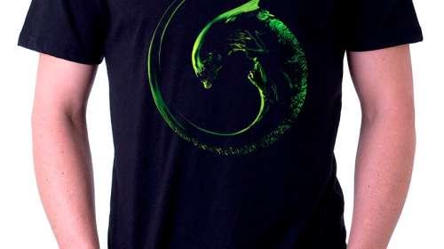 Camiseta Alien 3. Alien