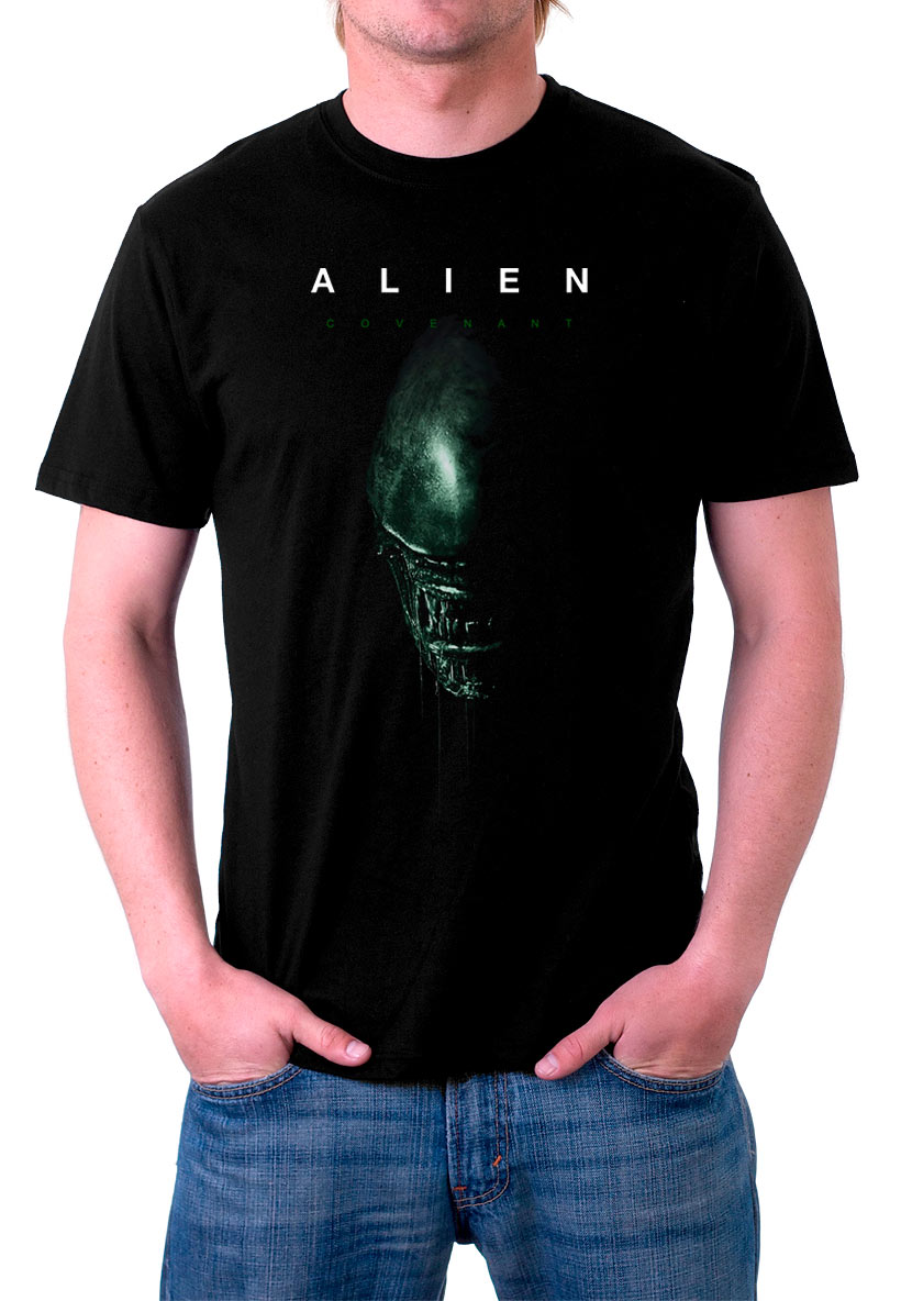 Camiseta Alien: Covenant