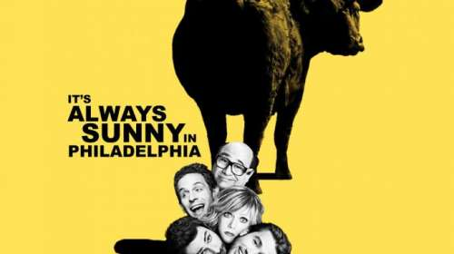 Camiseta Always Sunny in Philadelphia