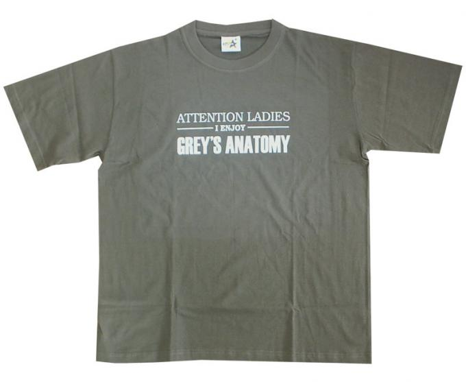 Camiseta Anatomía de Grey