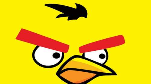 Camiseta Angry Birds. Pájaro Amarillo