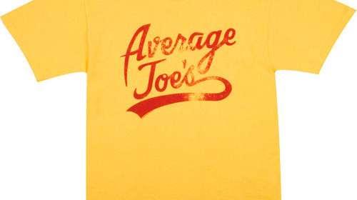 Camiseta Average Joes. Cuestión de Pelotas