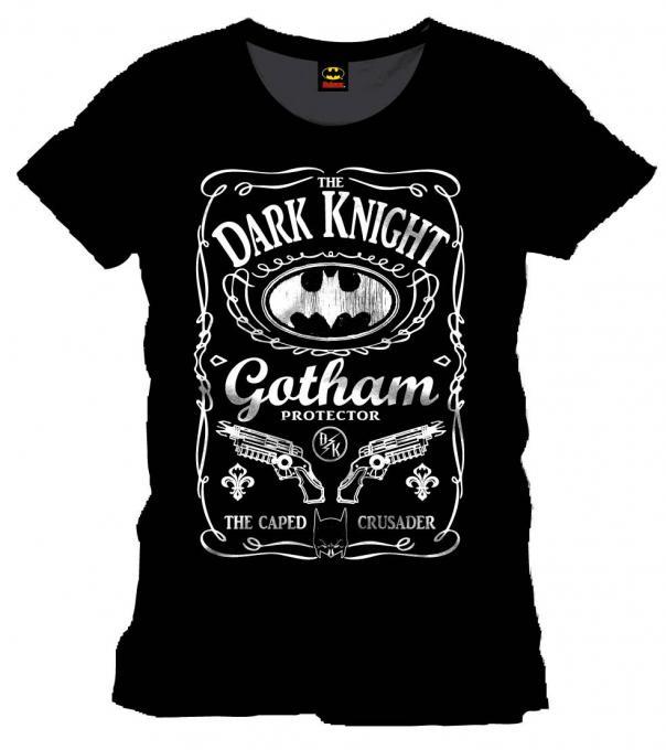 Camiseta Batman protector de Gotham. DC Cómics
