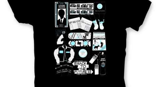 Camiseta Collage