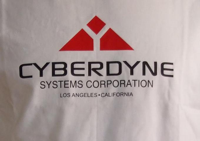 Camiseta Cyberdyne