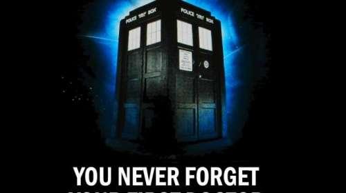 Camiseta Doctor Who. Primer Doctor