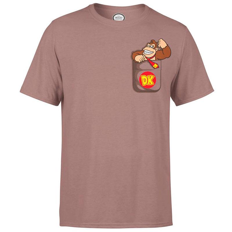 Camiseta Donkey Kong Pocket Nintendo