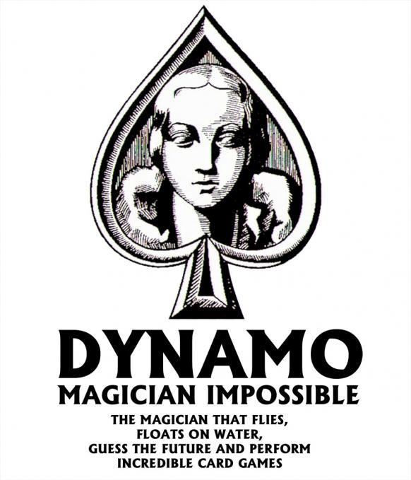 Camiseta Dynamo. Naipe cara