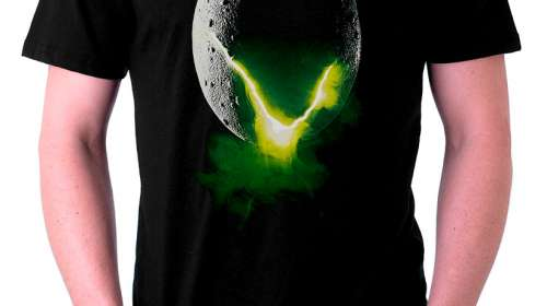 Camiseta Egg Alien