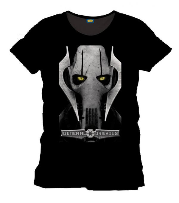 Camiseta General Grievous. Star Wars