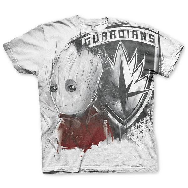 Camiseta Groot