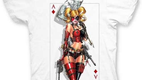 Camiseta Harley Quinn
