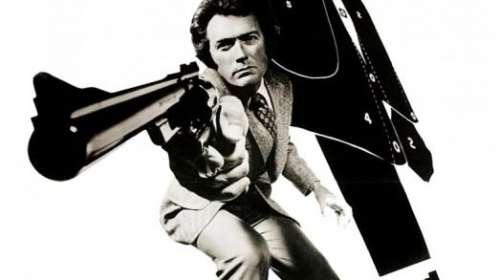 Camiseta Harry el Sucio. Magnum Force