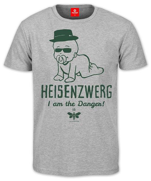 Camiseta Heisenzwerg. Breaking Bad