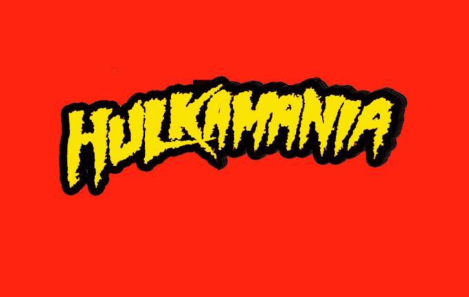 Camiseta Hulk Hogan. Hulkmania