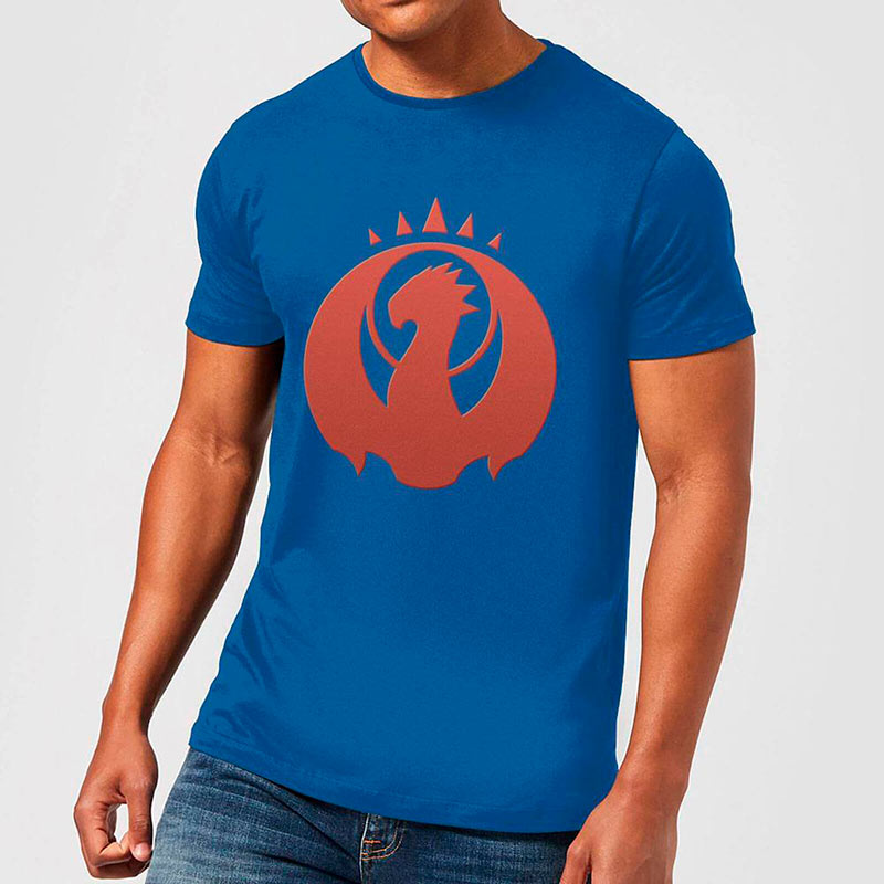 Camiseta Izzet Symbol. Magic: the Gathering