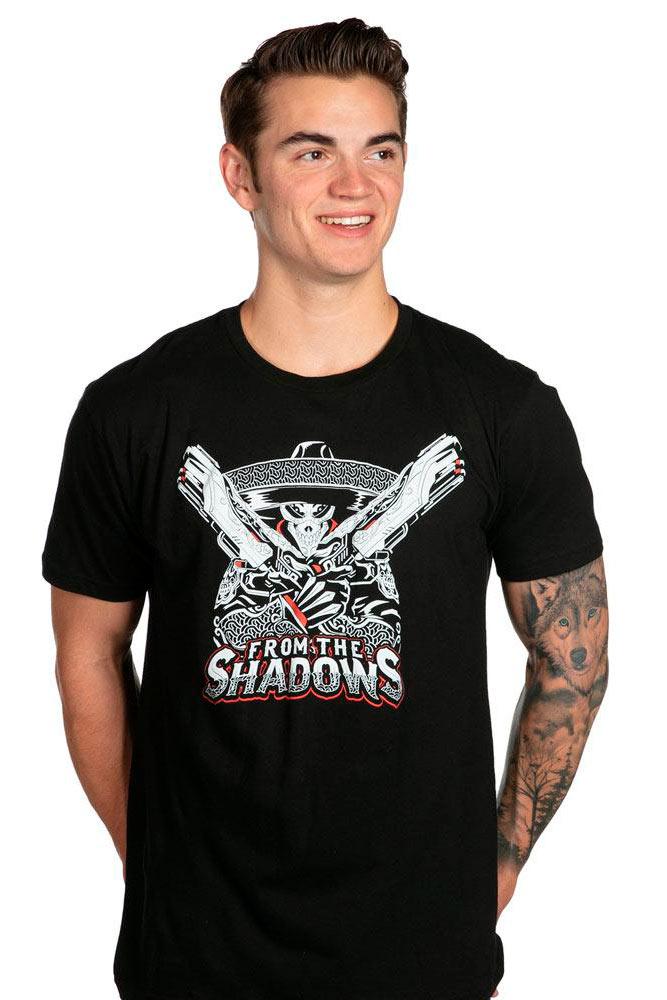 Camiseta Overwatch El Mariachi