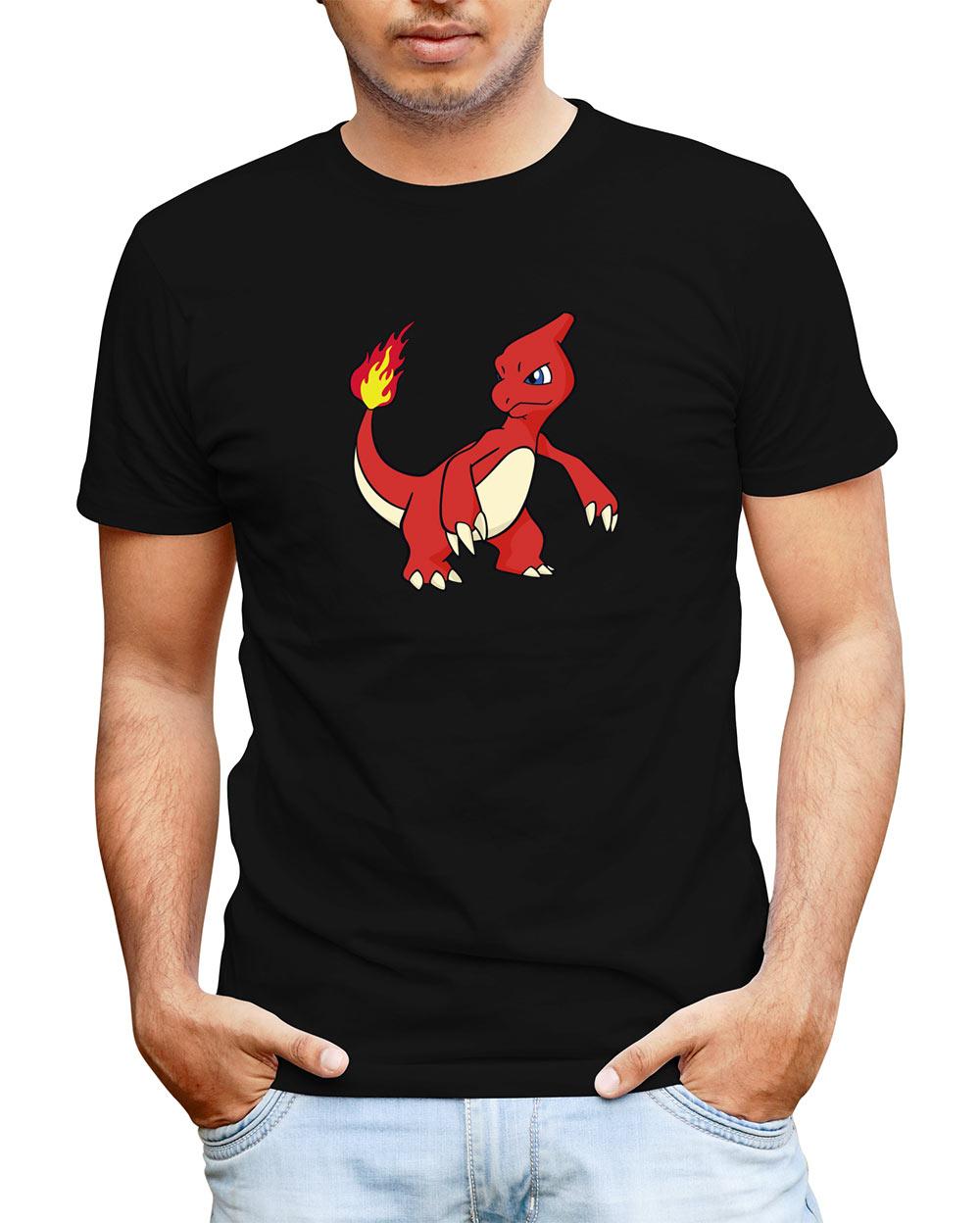 Camiseta Pokémon Charmeleon