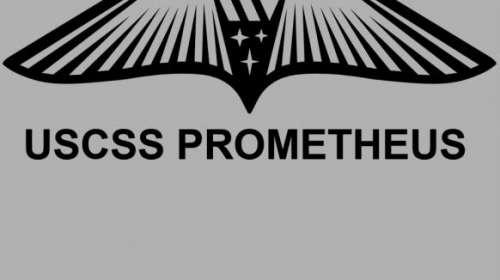 Camiseta Prometheus. USCSS Eagle