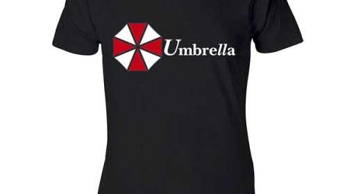 Camiseta Resident Evil. Logo Umbrella Corporation