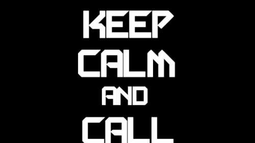 Camiseta Robocop. Keep Calm