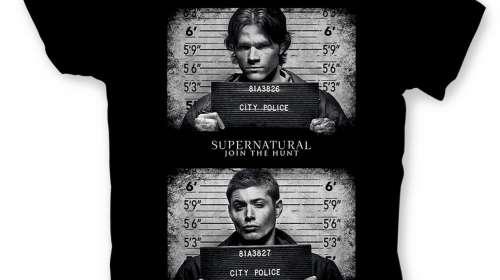 Camiseta Sam y Dean