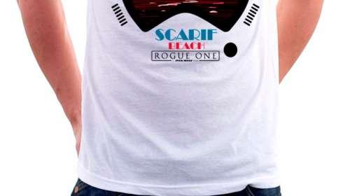 Camiseta Scarif beach Rogue One: A Star Wars Story