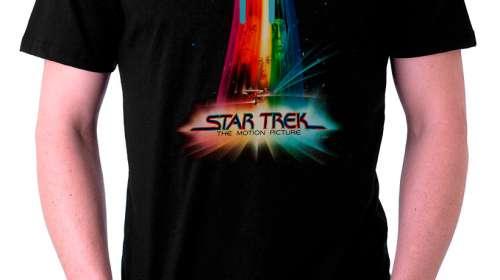 Camiseta Star Trek The Motion Picture